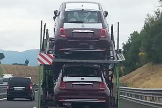 Surprise : la nouvelle Fiat 500 se montre