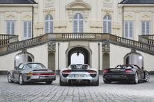 Porsche 918 Spyder : la dernière est sortie de chaîne