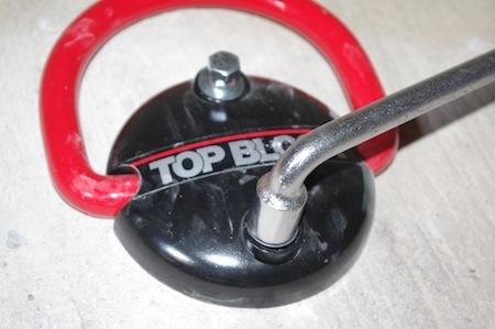 Découverte : le point fixe Top Block ANS (conseils et fixation)
