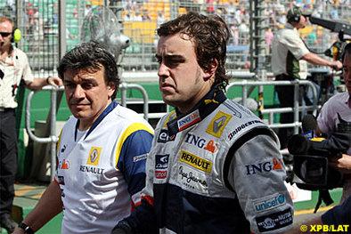 Formule 1 - Renault: La faute à un différentiel