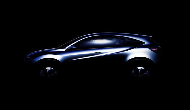 Detroit 2013 : le Honda Urban SUV concept s'annonce