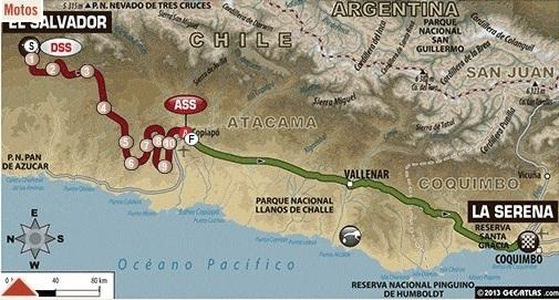 Dakar 2014 - Etape 11 : Marc Coma enfonce le clou
