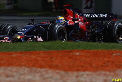 Formule 1 - Australie D.2: La sensation Vettel