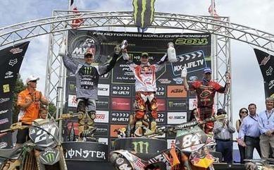 Motocross mondial : GP du Portugal, MX 2 Herlings prend la plaque de leader
