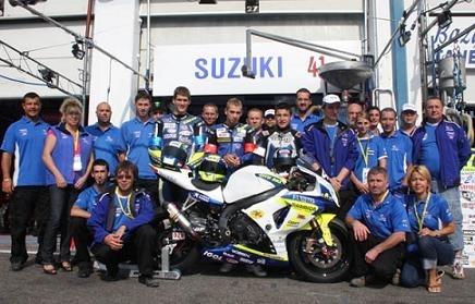 Bol d'Or 2009 : Le Team RAC 41, 4ème, à 19 secondes des pompiers