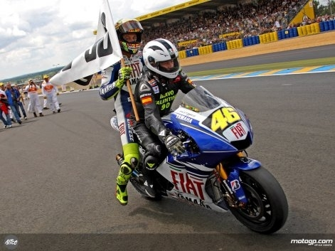 Moto GP - France: Le Docteur reprend ses consultations