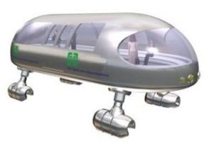 Interstate Traveler Hydrogen Super Highway : un avant-goût de l'autoroute du futur !