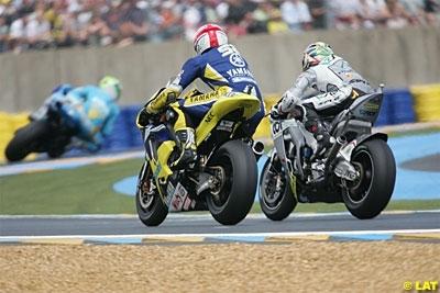 Moto GP - France: Toseland s'est fait un nouvel ami