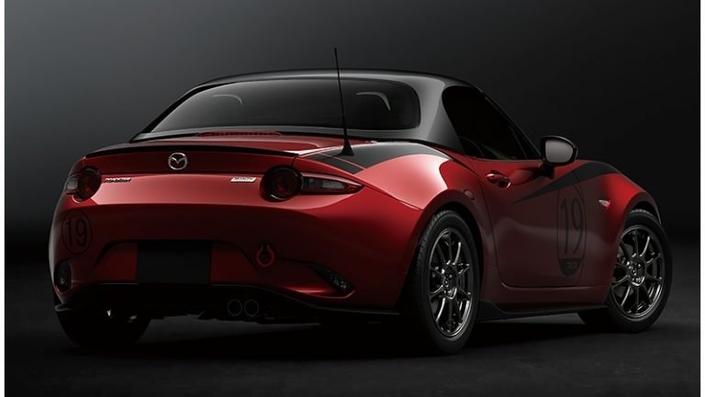 Mazda dévoile des pièces de personnalisation pour la MX-5