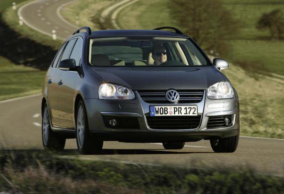 Salon de Genève 2008 : Volkswagen Golf Variant 4Motion