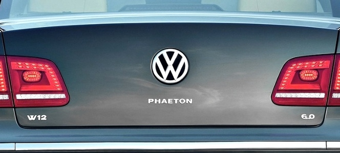 La future Volkswagen Phaeton sera aussi hybride rechargeable