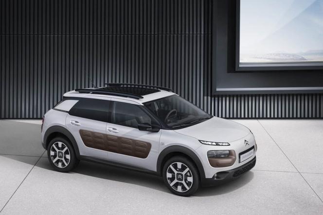 Objectifs atteints et production augmentée pour le Citroën C4 Cactus