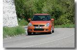 Essai - Suzuki Swift 4x4 : une offre rare