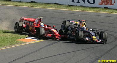 Formule 1 - Australie Ferrari: Un point, c'est tout