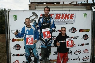 Pit Bike 2009: La dernière épreuve côté amateurs.