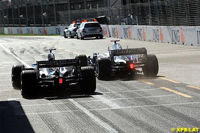 Formule 1 - Australie BMW: Oui, mais...