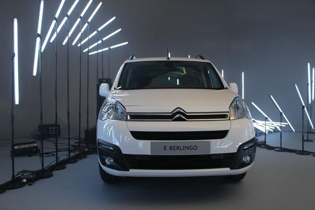 Présentation - Citroën E-Berlingo Multispace : low battery