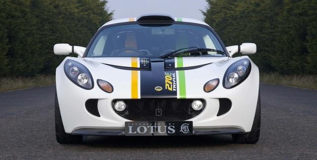 Salon de Genève 2008 : zoom sur la Lotus Exige 270E Tri-fuel. Méthanol et puissance à l'honneur.