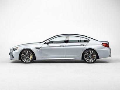 Nouvelle BMW M6 Gran Coupé: les 1ères photos officielles!