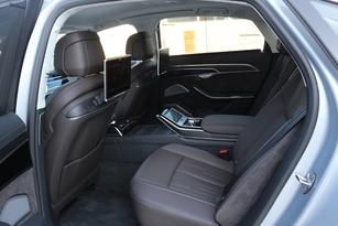 Essai vidéo - Audi A8 (2018) : la plus sophistiquée du moment