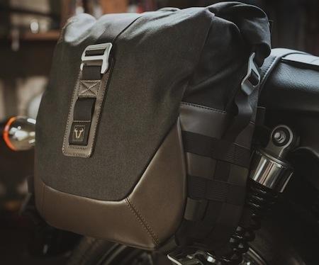Sw-Motech: bientôt la gamme Legand Gear pour Café-Racer et Néo-rétros