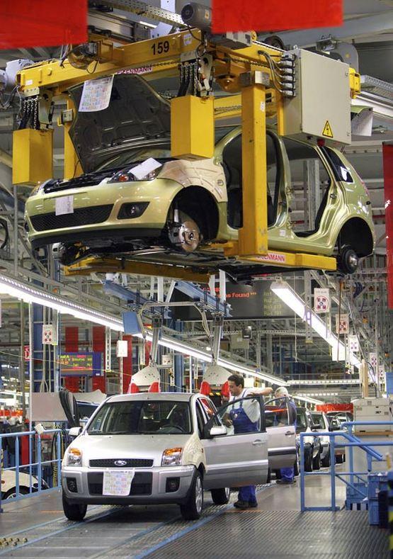 Ford/Usine de Cologne : l'électricité verte en route !