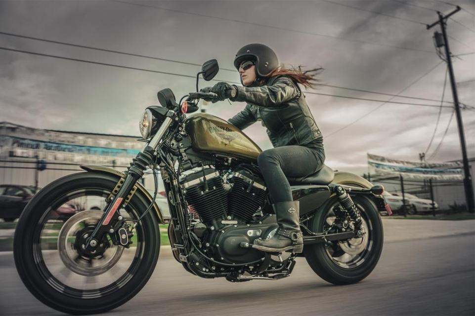 Prise en main Harley Davidson Iron 2016 : un bon cru