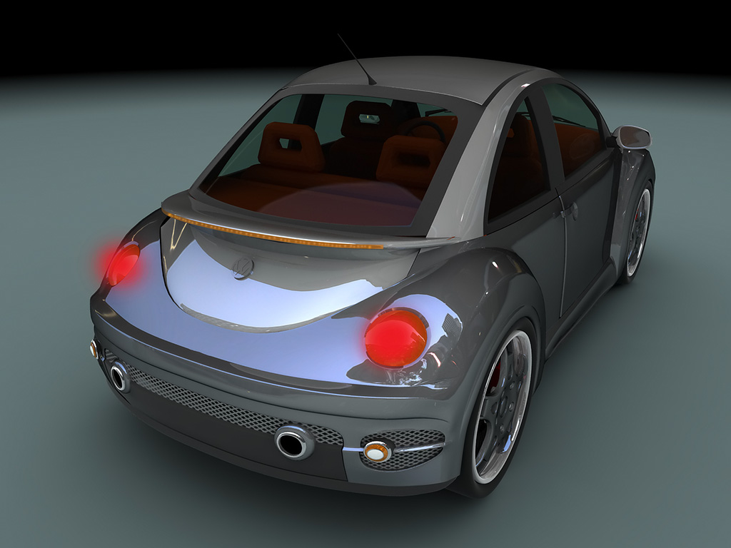 Tanner Foust Vw >> VW New Beetle Goodwood par JRD Tuning & Bo Zolland