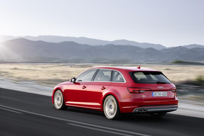 Nouvelle Audi A4 - Toutes les infos, toutes les photos et la vidéo