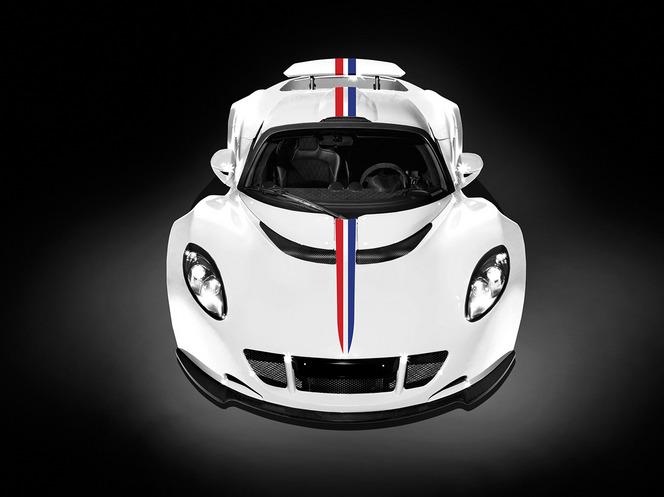 Hennessey célèbre ses records avec la Venom GT World's Fastest Edition