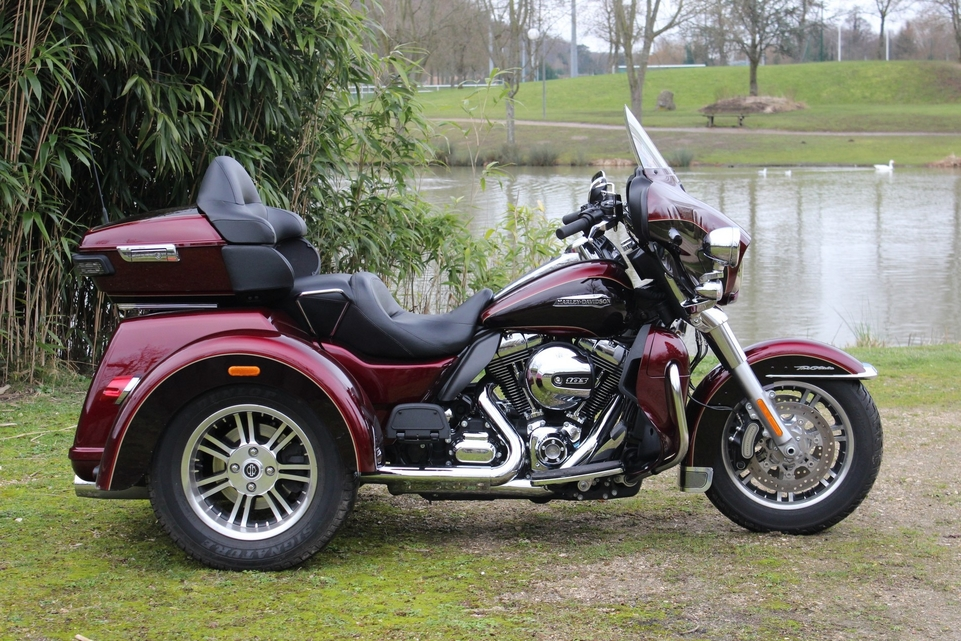 Avis Harley Davidson Tri Glide