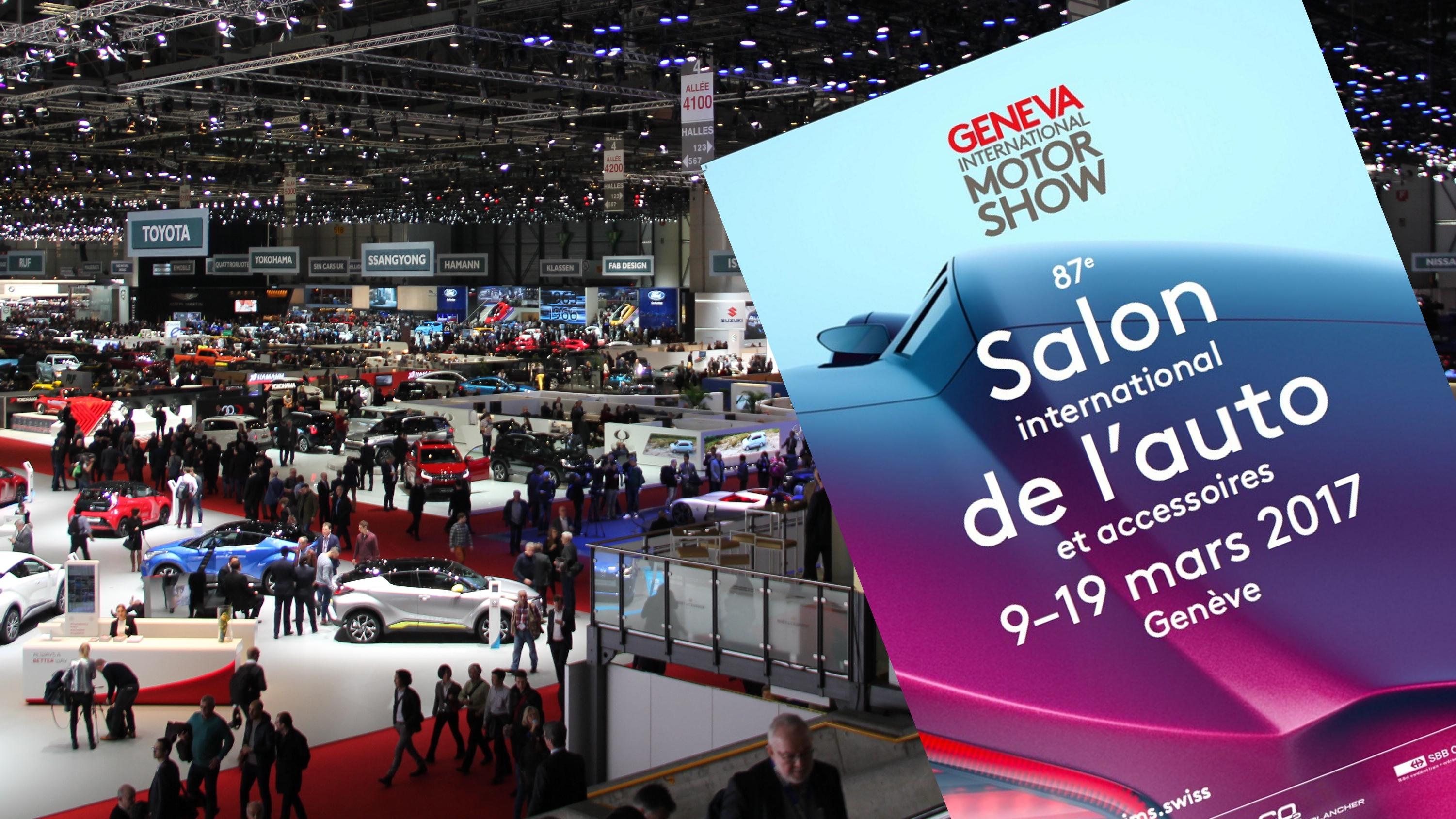 Bilan du Salon automobile de Genève : 690.000 visiteurs et 900 nouveautés