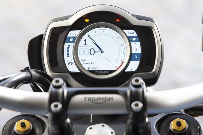 Essai Triumph Scrambler 1200 XE