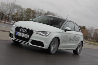Prise en mains - Audi A1 e-tron : la voie à suivre