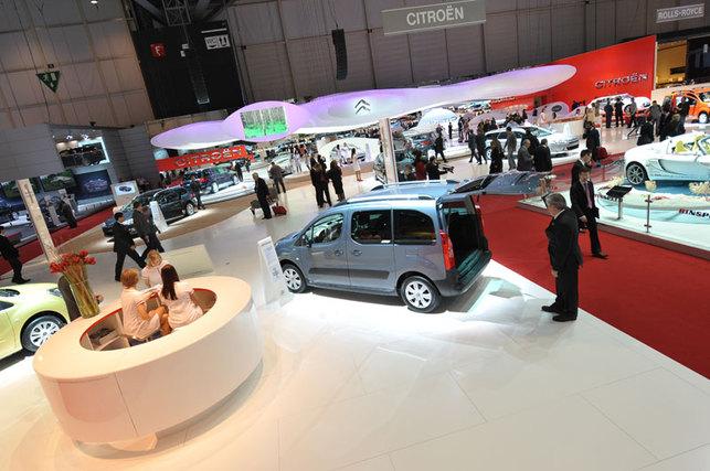 Salon de Genève 2008 : Citroën présente ses technologies écolos