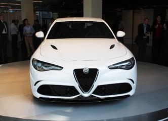 Présentation vidéo - Alfa Romeo Giulia : le phoenix