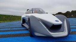 Prise en mains - Nissan BladeGlider concept: improbable réalité