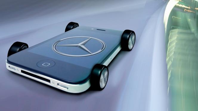 Apple investit encore dans l'automobile : une appli pour l'entretien sur les rails