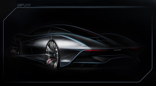 McLaren nous en dit plus sur l'Hyper GT