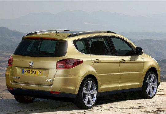 Mondial de Paris : Peugeot présentera 3008 et un concept-car électrique (est-ce le même véhicule ?)