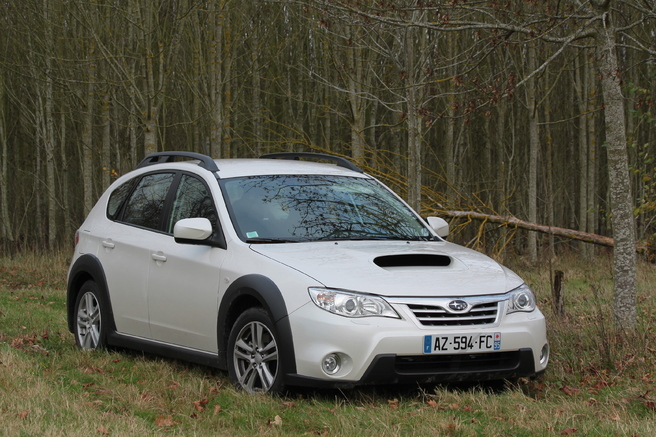 Essai - Subaru Impreza XV : tromperie sur la marchandise