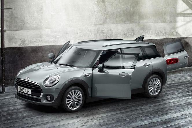 Surprise : le Mini Clubman en avance