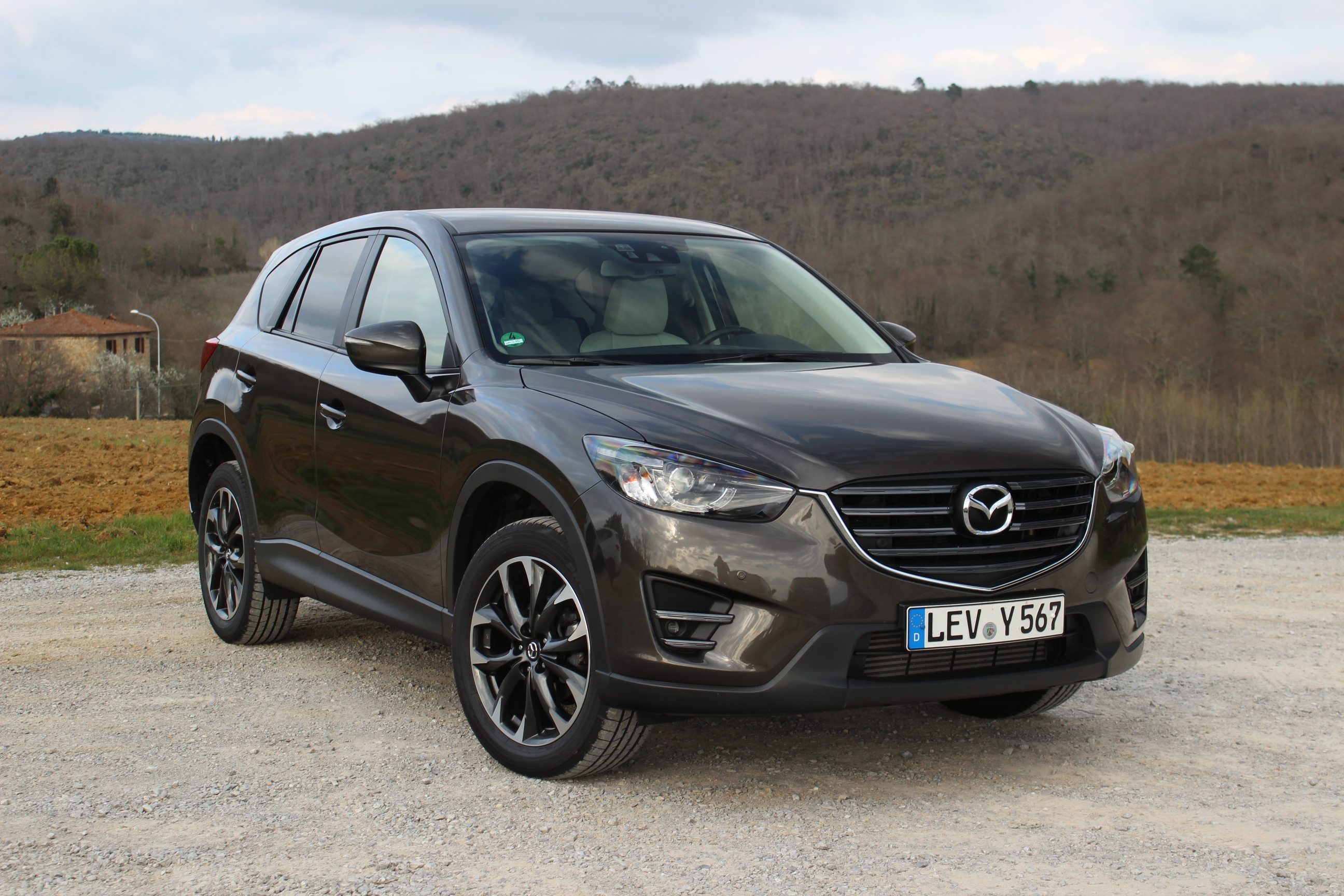 essai mazda cx 5 2017 upgrading