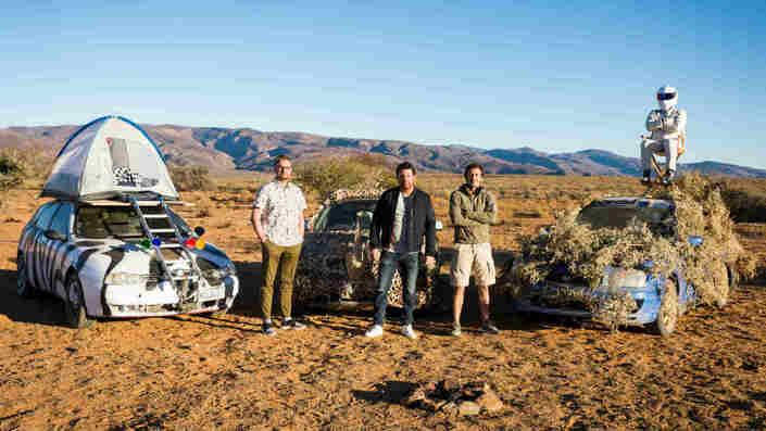 Top Gear France de retour le 1er novembre avec un road trip