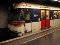 Qualité de l'air : le RER est plus pollué que le métro