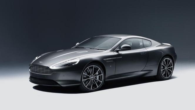 Aston Martin DB9 GT : encore une, plus puissante