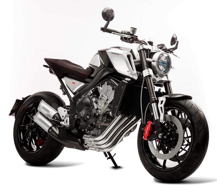 Nouveauté - Honda: la Neo Sports Café est-elle le concept CB4?