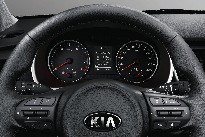 Kia Rio Facelift (2020) 43