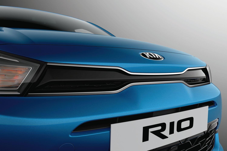 Kia Rio Facelift (2020) 39