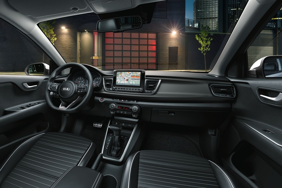 Kia Rio Facelift (2020) 46